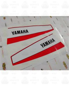 Yamaha Outboard Decal Stickers