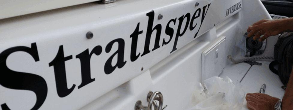 Marine Boat Graphics