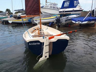 Customer photos - sailing boat