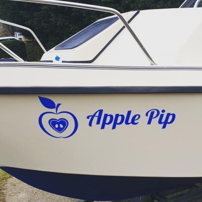 Customer Photo - Apple Pip