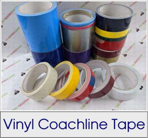 Vinyl Coach Line Tape