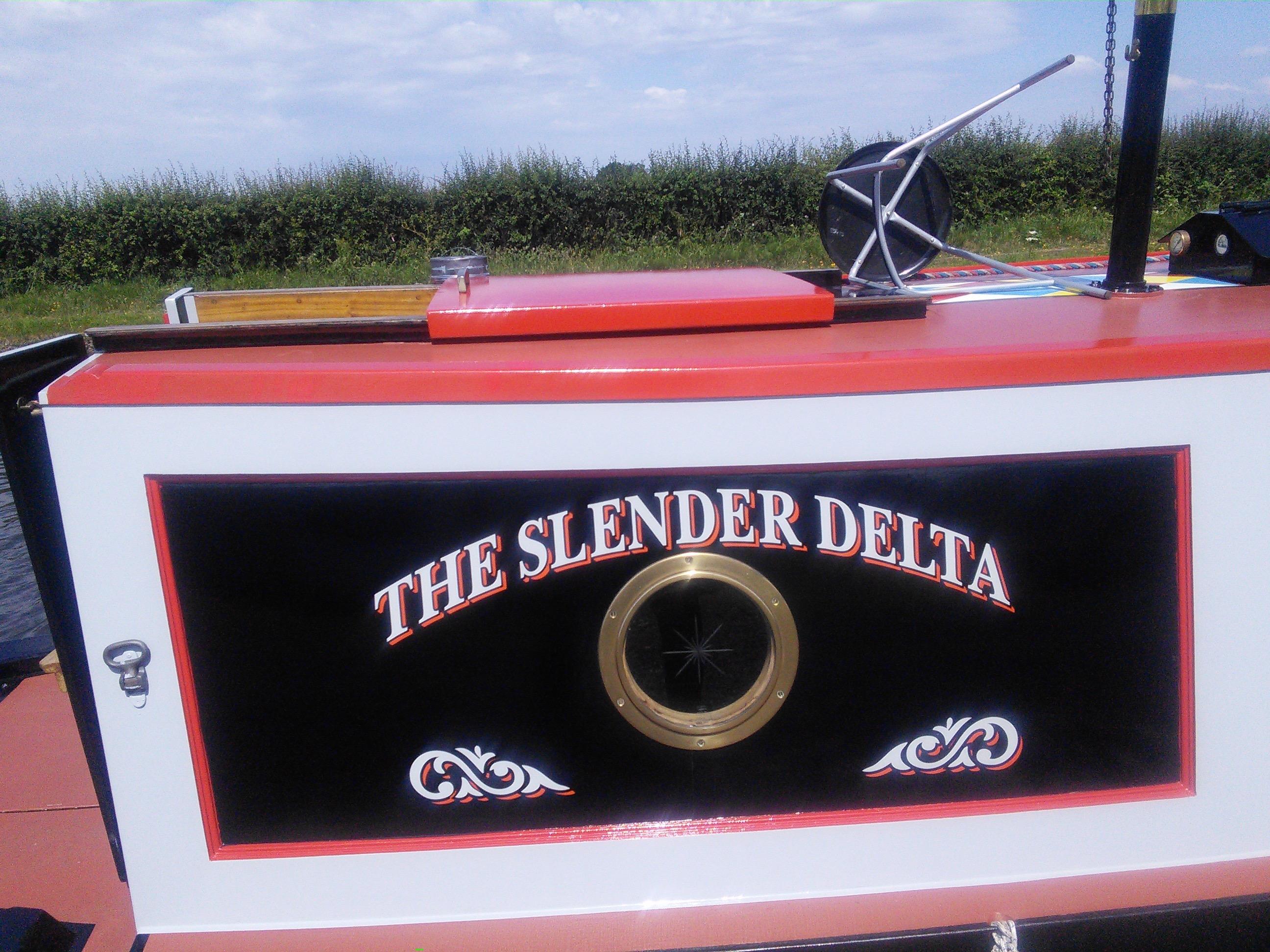 Customer Photos - The Slender Delta