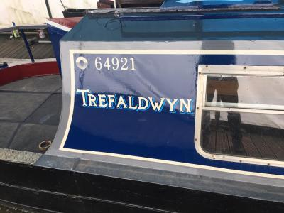 Customer Photos - Trefaldwyn & Number